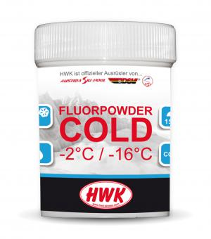 HWK Fluorpulver Cold