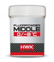 Fluorpowder MIDDLE