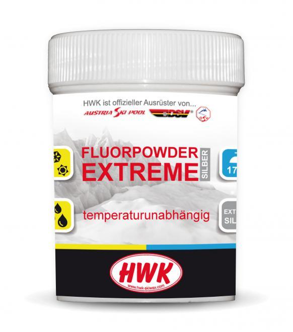 HWK Fluorpulver Extreme Silber