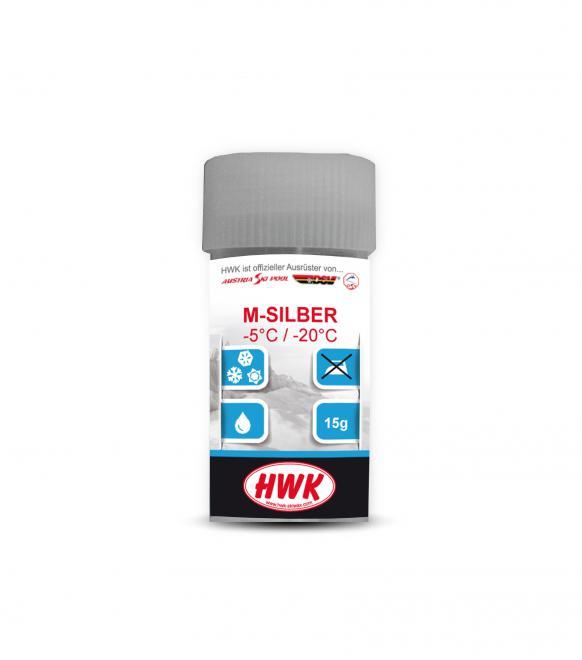 HWK M Silber (fluorstick)