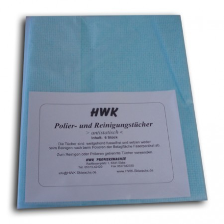 Fiber rengjøring/Poleringspapir